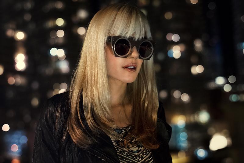Model: Veronica Mejia - Miami, US