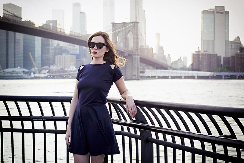 Model: Bel Villaroel - New York, US